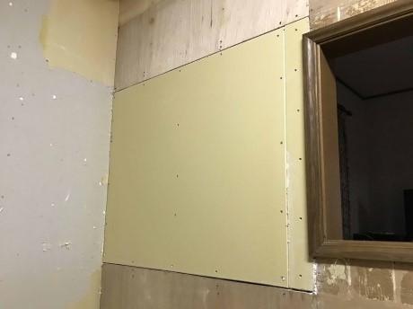 東京都品川区でキッチンリフォーム:完工 [before]