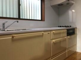 大阪府豊中市の戸建てでキッチンリフォーム